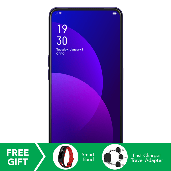 Get OPPO F11 Pro for FREE with Celcom Postpaid Plan & 0% Installment Plans from Senheng