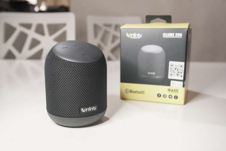 [REVIEW] Infinity CLUBZ 250 Bluetooth Portable Speaker