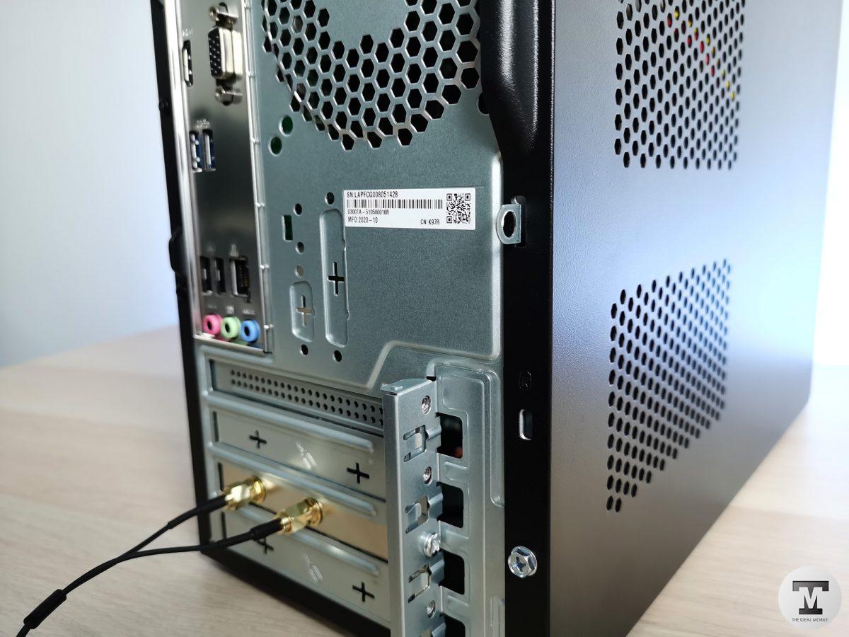 ASUS ExpertCenter D3 Tower D300TA Security