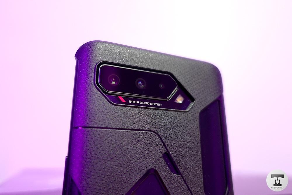 ASUS ROG Phone 5 Camera